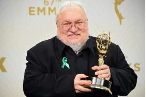 George R.R. Martin anuncia livro sobre Westeros antes de Game of Thrones