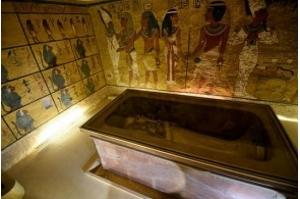 Supostas câmaras escondidas em tumba de Tutancâmon não existem, segundo Ministério