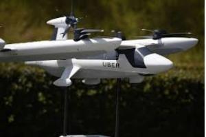 Uber se alia a Exército dos EUA para testar tecnologia para carros voadores