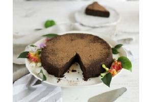 TORTA DE CHOCOLATE MAIS SAUDÁVEL DO MUNDO