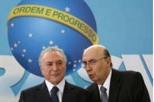 Temer anuncia pré-candidatura de Meirelles à Presidência e defende união do MDB