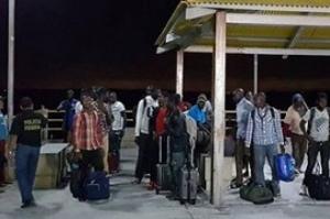 Africanos resgatados no Maranhão querem pedir refúgio ao Brasil
