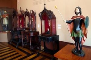Exposição de imagens e terços no Museu de Arte Sacra a partir desta quinta, 24