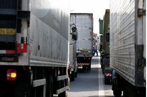 PF investiga se há prática criminosa em paralisação de caminhoneiros