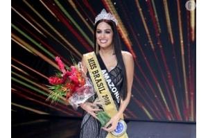 Mayra Dias, do Amazonas, é coroada Miss Brasil 2018: 'Feliz e realizada'.