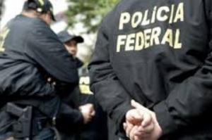 PF faz operação de combate ao tráfico internacional de drogas