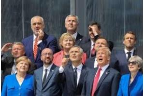 Trump critica Alemanha e cobra aliados na Otan a dobrarem gastos com defesa