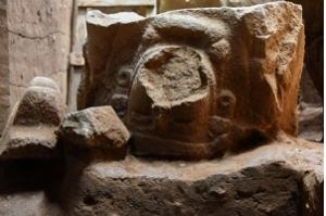 Descobertos monumentos olmecas de 2.500 anos de antiguidade na Guatemala