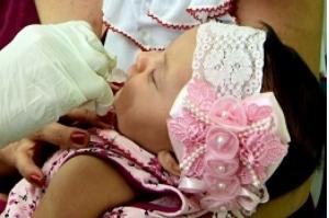 Prefeitura de São Luís inicia vacinação contra sarampo e poliomielite nesta segunda-feira