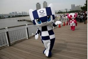 Tóquio batiza mascotes das Olimpíadas de 2020