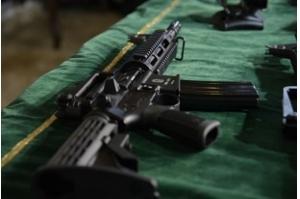Armas e munições das forças de segurança do Rio terão chip eletrônico