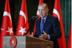 Erdogan diz que EUA querem esfaquear Turquia pelas costas