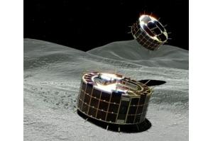 Japão lança micro-robôs exploradores sobre asteroide a milhões de km da Terra
