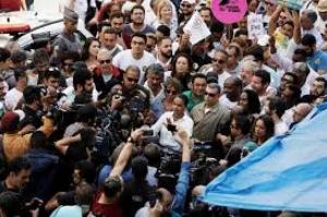 Marina volta a rebater tese de FHC de união do centro em torno de Alckmin