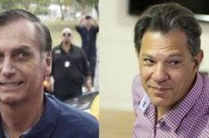 Bolsonaro e Haddad têm propostas antagônicas para direitos humanos