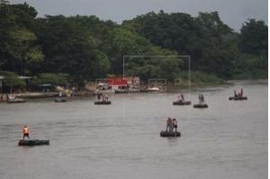 México recebe pedidos de refúgio de migrantes de caravana hondurenha
