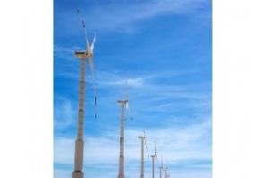 Produção de energia eólica no país atinge marca de 14 gigawatts