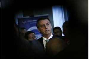Bolsonaro diz que, se fosse Temer, vetaria reajuste para magistrados