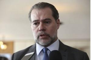 Juiz não deve expressar opinião pessoal em redes sociais, diz Toffoli