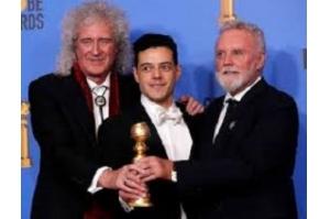 """""""Bohemian Rhapsody"""" é coroado no Globo de Ouro em noite dominada pela Netflix"""