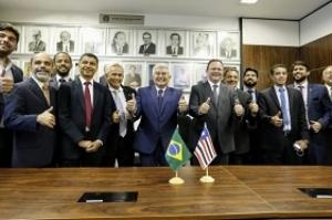 Ministro Marcos Pontes garante trabalho conjunto em prol da tecnologia e educação