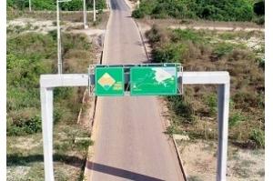 Nova estrada de Paulino Neves já atrai mais turistas de outros estados aos Lençóis