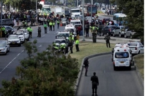 Colômbia identifica autor de ataque a escola policial