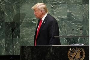 Trump cancela viagem de delegação americana a Davos