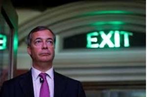 Reino Unido provavelmente adiará o Brexit e novo referendo é possível, diz Farage