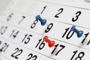 Governo do Estado divulga calendário de feriados e pontos facultativos de 2019