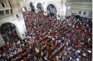 Fiéis vão às ruas para homenagear São Sebastião, padroeiro do Rio