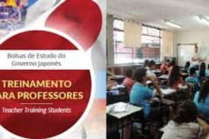 Governo Japonês oferece treinamento para professores brasileiros