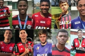 Os dez garotos do Ninho do Urubu, o futuro interrompido do futebol brasileiro