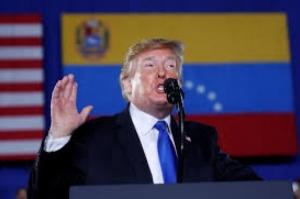 """Trump faz apelo para que militares da Venezuela abandonem Maduro ou """"perderão tudo"""""""
