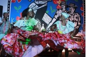 Pré-Carnaval na Casa do Tambor de Crioula anima quarta-feira no Centro Histórico
