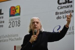 Fernanda Montenegro está hospitalizada no Rio de Janeiro