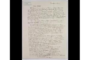 Universidade israelense revela nova coleção de manuscritos de Einstein