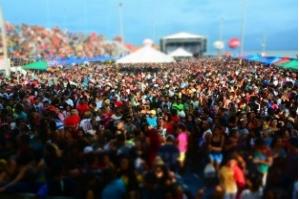 Lava-Pratos em São José de Ribamar marca o encerramento da programação carnavalesca