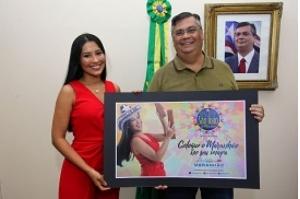 Thaynara OG será garota propaganda do São João do Maranhão