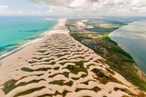 Feriado prolongado no Maranhão oferece aventura, descanso, gastronomia e compras