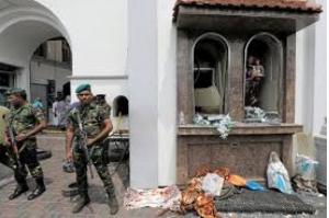 Série de explosões deixa 200 mortos no Sri Lanka