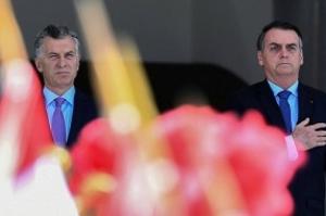 Bolsonaro e Macri atuam por Mercosul com mais negócios e menos à esquerda