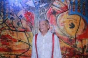 Telas de Péricles Rocha estão em exposição na Casa do Maranhão