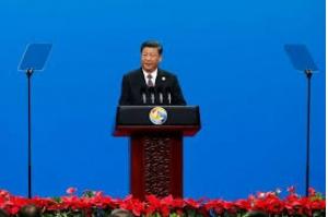 Presidente da China diz que iniciativa Cinturão e Rota precisa ser ecológica e sustentável