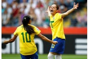 Brasil mantém otimismo para Copa do Mundo feminina apesar de sequência de 9 derrotas