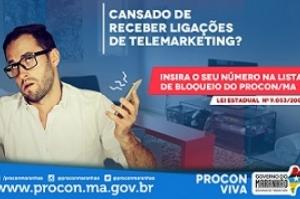 Saiba como bloquear ligações indesejáveis de telemarketing