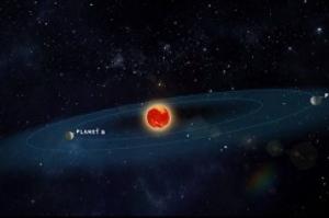 Telescópio na Espanha descobre um sistema solar próximo que pode ter água líquida