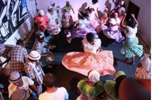 'Entardecer dos Tambores' reunirá nove grupos de Tambor de Crioula no Centro Histórico
