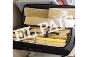 A cocaína que viajava no avião da comitiva de Bolsonaro