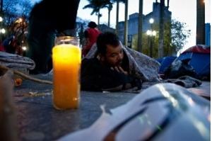 Frio: pelo menos seis pessoas em situação de rua morreram em SP